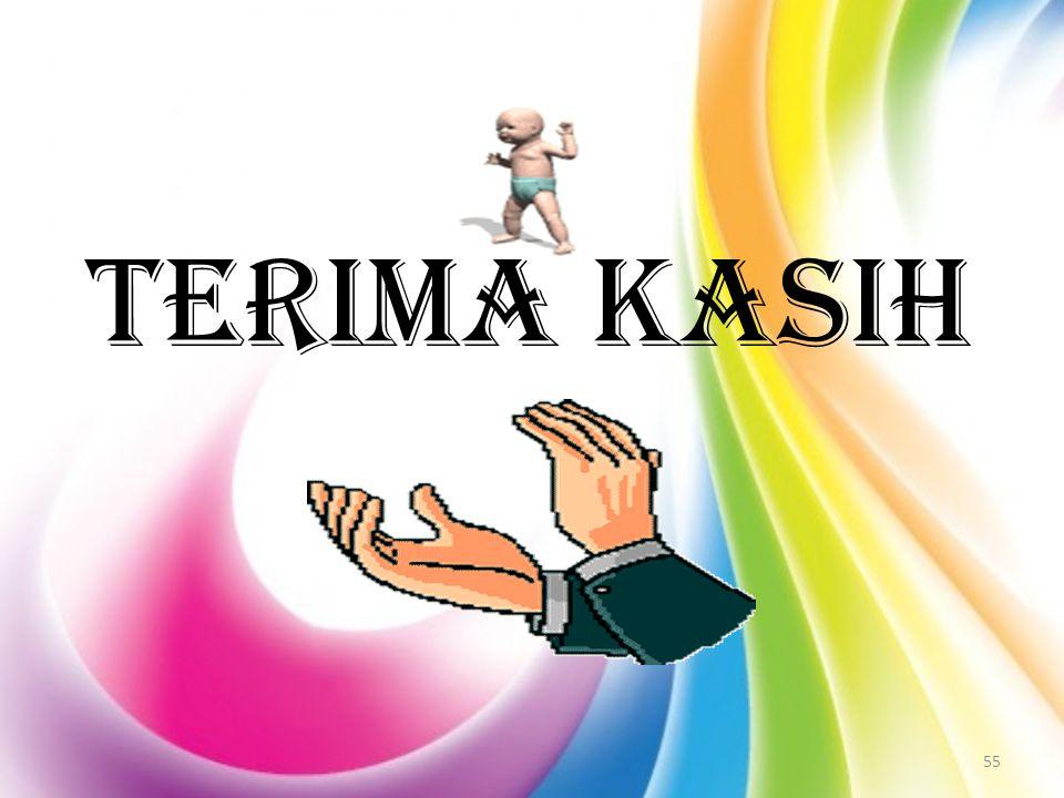 TERIMA KASIH 55