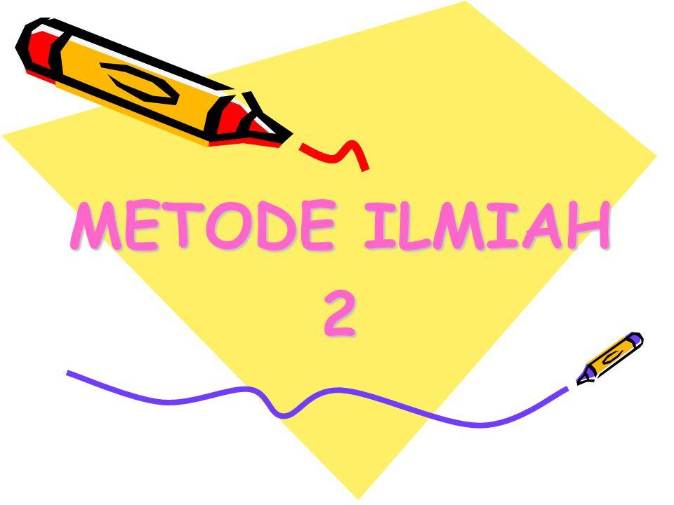 TAHAP-TAHAP MENULIS 1.