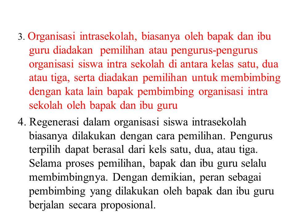 Contoh (19) Dalam makalah ini kami harus membahas pengembangan paragraf yang mestinya dikuasai oleh seorang penulis.