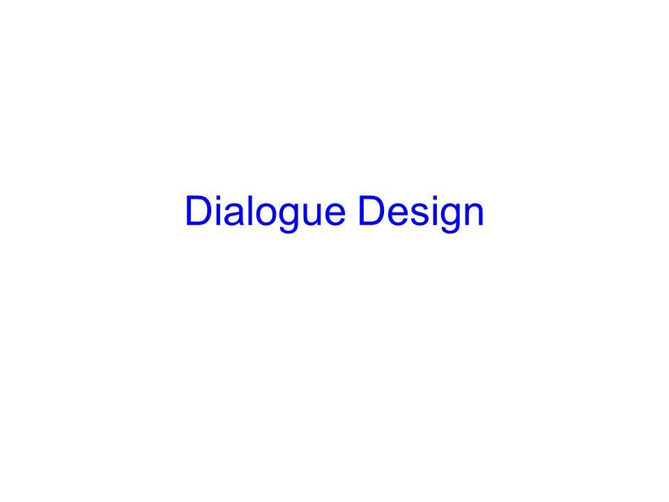 Dialogue Komunikasi antara dua pihak atau lebih.