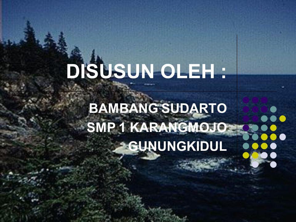 Standar Kompetensi : Kemampuan memahami dinamika kependudukan dan pembangunan berwawasan lingkungan Indonesia