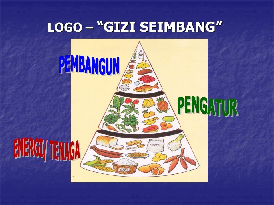 """LOGO – """"GIZI SEIMBANG"""""""