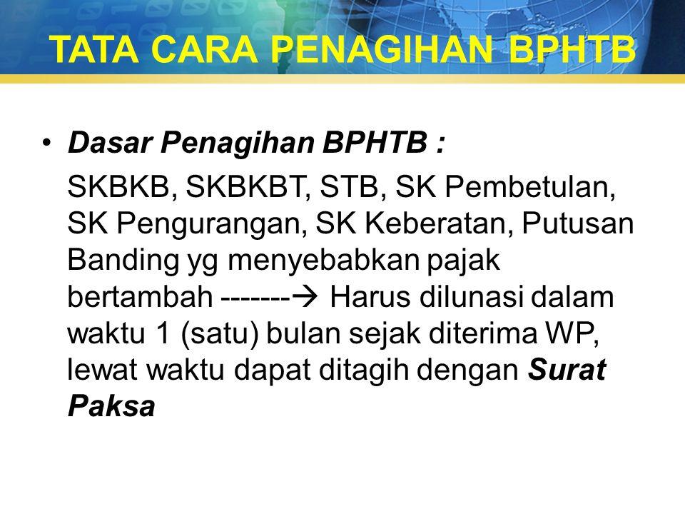 Soal  Pak Hidayat, Pak budi, dan Ibu Wati akan mendaftarkan tanah warisan miliknya pada tanggal 10 April 2009 di daerah Cengkareng (Jakarta Barat) seluas 1.200 m2 kepada Kantor Pertanahan Jakarta Barat melalui Notaris PPAT Hasan yang memiliki NPOP Rp 2.100.000.000,- Hitung berapa BPHTB yang harus dibayar Pak Hidayat cs (NPOPTKP Waris dan Hibah Wasiat DKI Jakarta Rp 250.000.000).