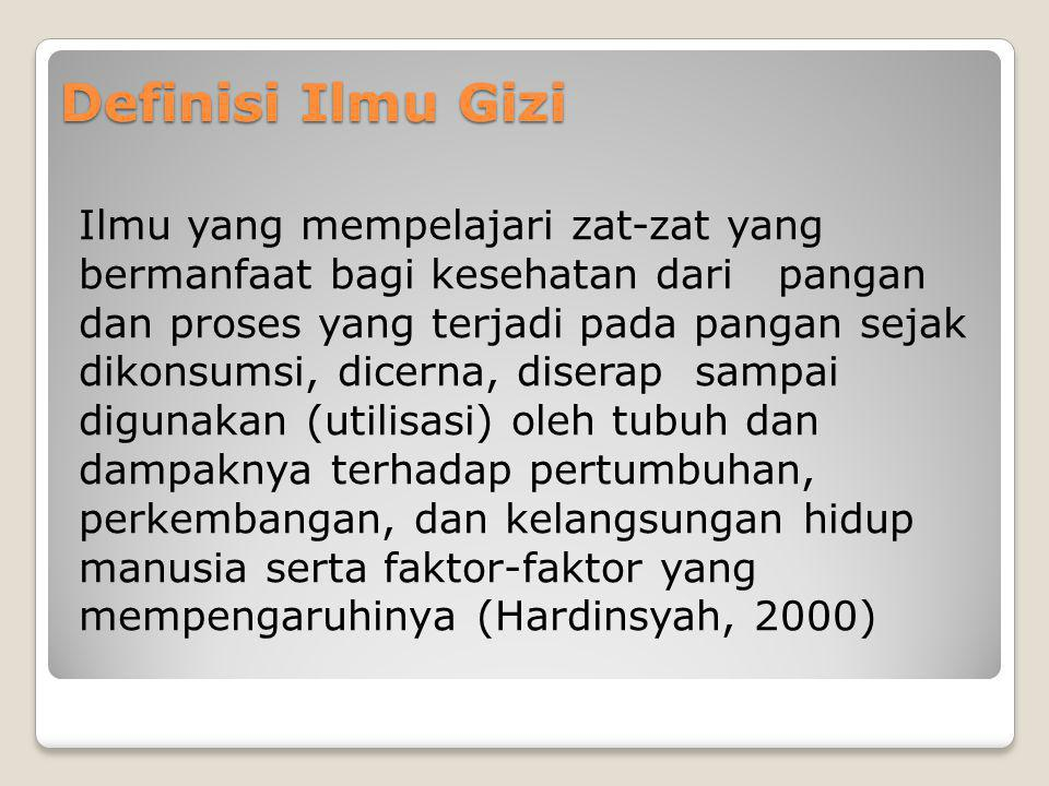 Di Indonesia Dari Empat Sehat Lima Sempurna 1950 - 1995 Ke Pedoman Umum Gizi Seimbang (PUGS); 1995 13 pesan dasar gizi seimbang