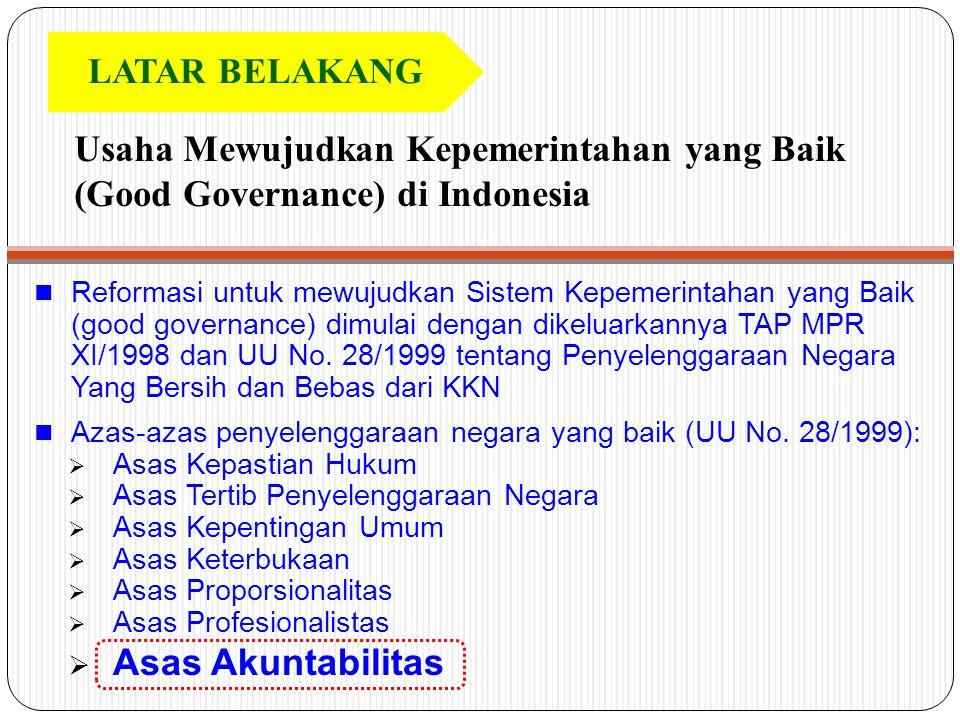 OUT LINE  Latar Belakang  Sistem Akuntabilitas Kinerja Instansi Pemerintah (SAKIP)  Perencanaan Kinerja  Renstra  Rencana Kinerja Tahunan (RKT) 