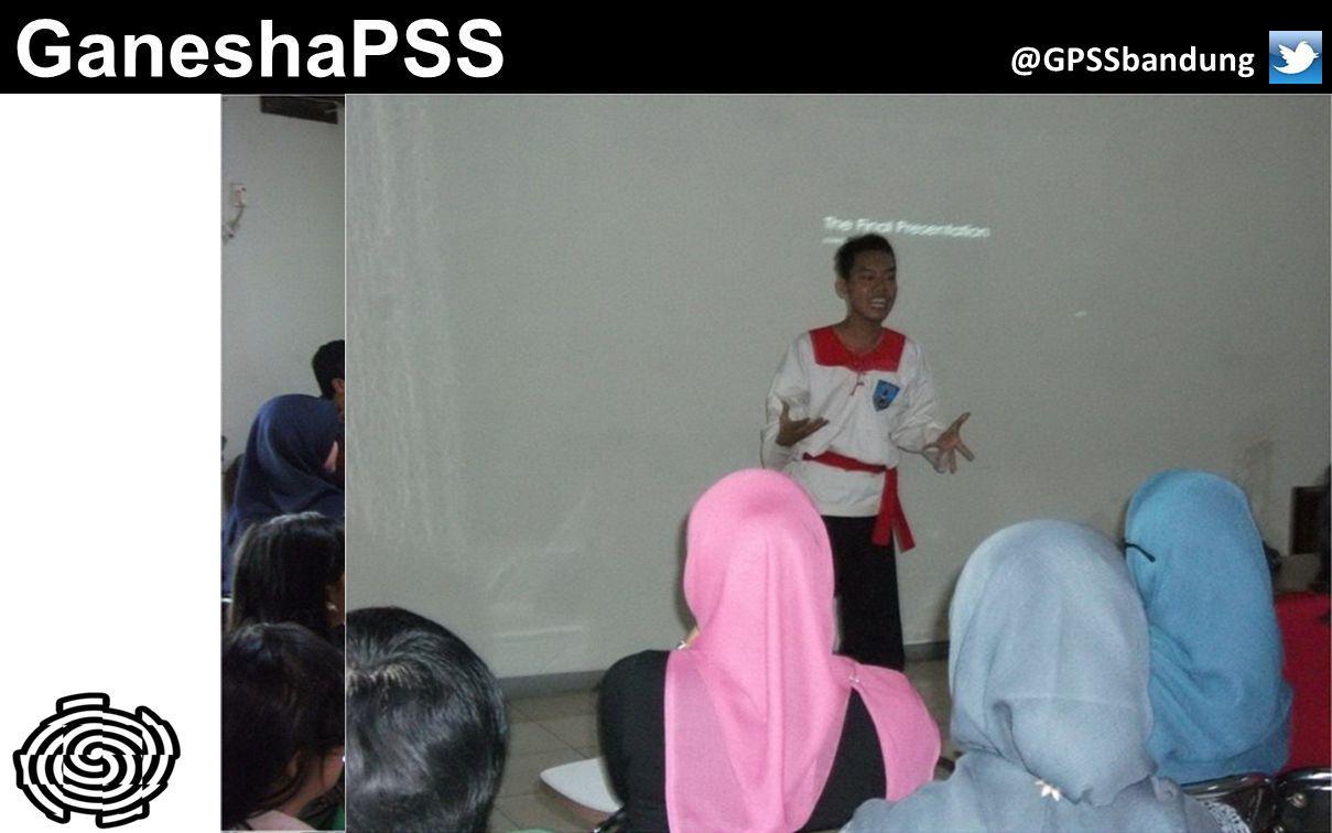 GaneshaPSS @GPSSbandung