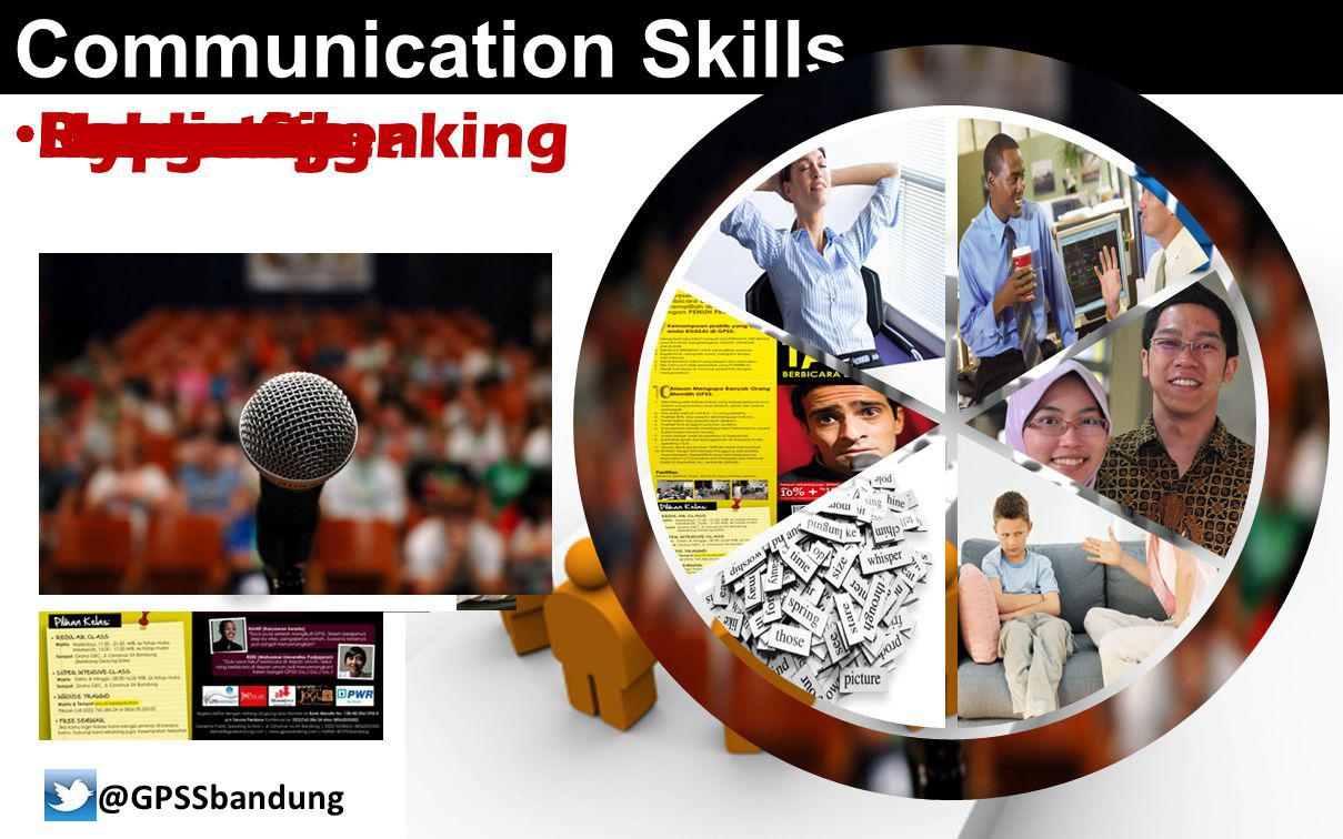 Personal Romance Parenting Hypnosis Publication Language Public Speaking Communication Skills @GPSSbandung