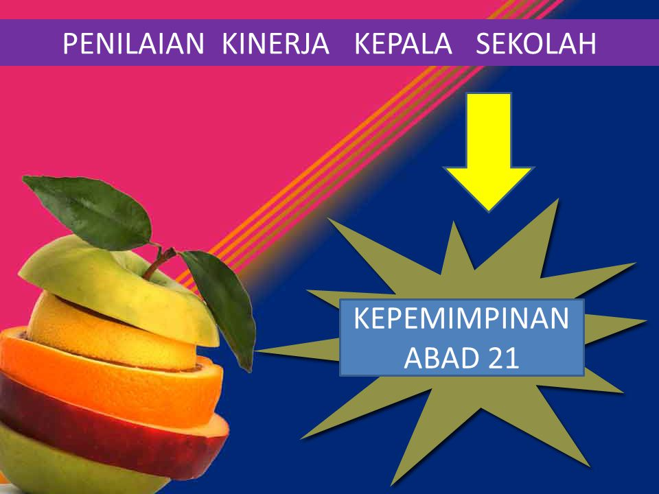 PENILAIAN KINERJA KEPALA SEKOLAH KEPEMIMPINAN ABAD 21