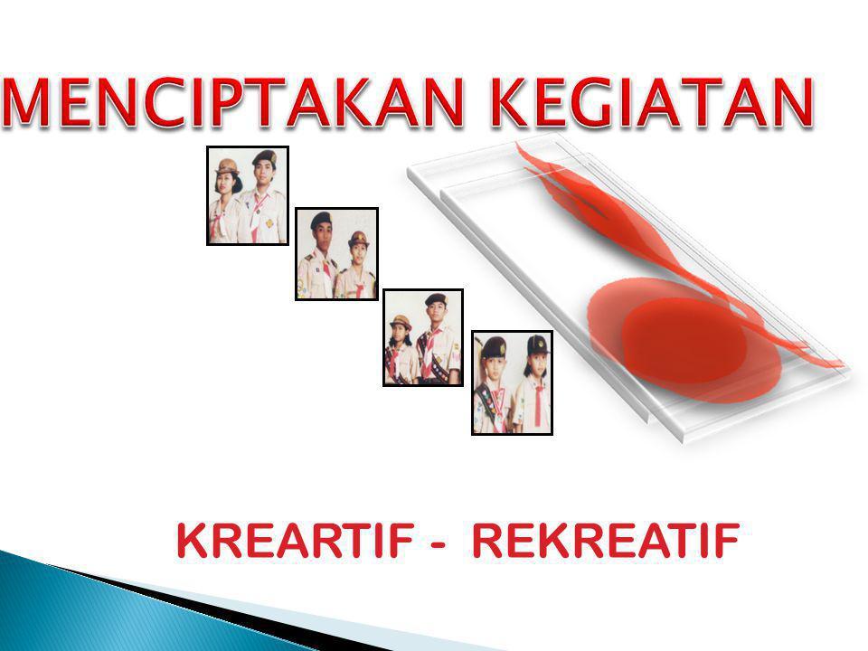 KREARTIF - REKREATIF