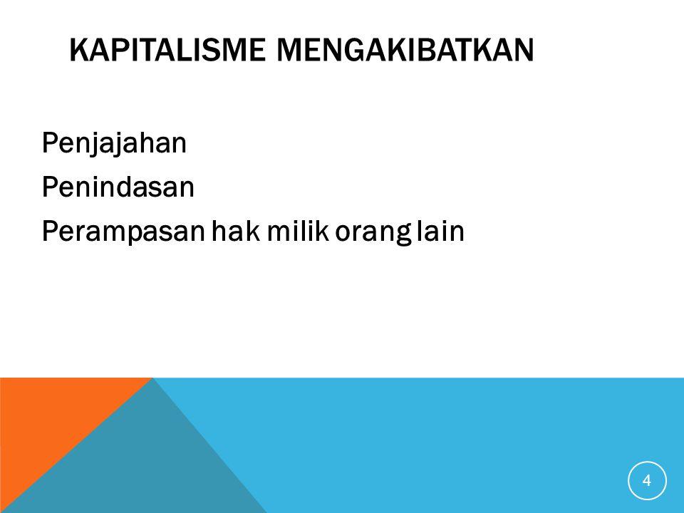 Nilai Dasar Sistem Ekonomi PemilikanKeseimbanganKeadilan 1.Pemilikan hanya atas manfaatnya 2.Pemilikan terbatas sepanjang umur 3.Tak ada pemilikan individu atas barang umum 1.Sederhana 2.Hemat 3.Menjauhi pemborosan (thdp pemilikan & pengelolaan sumber daya) 4.Menikmati hasil pembangunan 5.Perbaikan kesejahteraan setiap individu 1.Berarti kebebasan bersyarat akhlak Islam 2.Harus diterapkan di semua fase kegiatan ekonomi 3.Alokasikan sejumlah hasil kepada yang tak mampu masuk pasar atau tak sanggup membeli menurut kekuatan pasar.