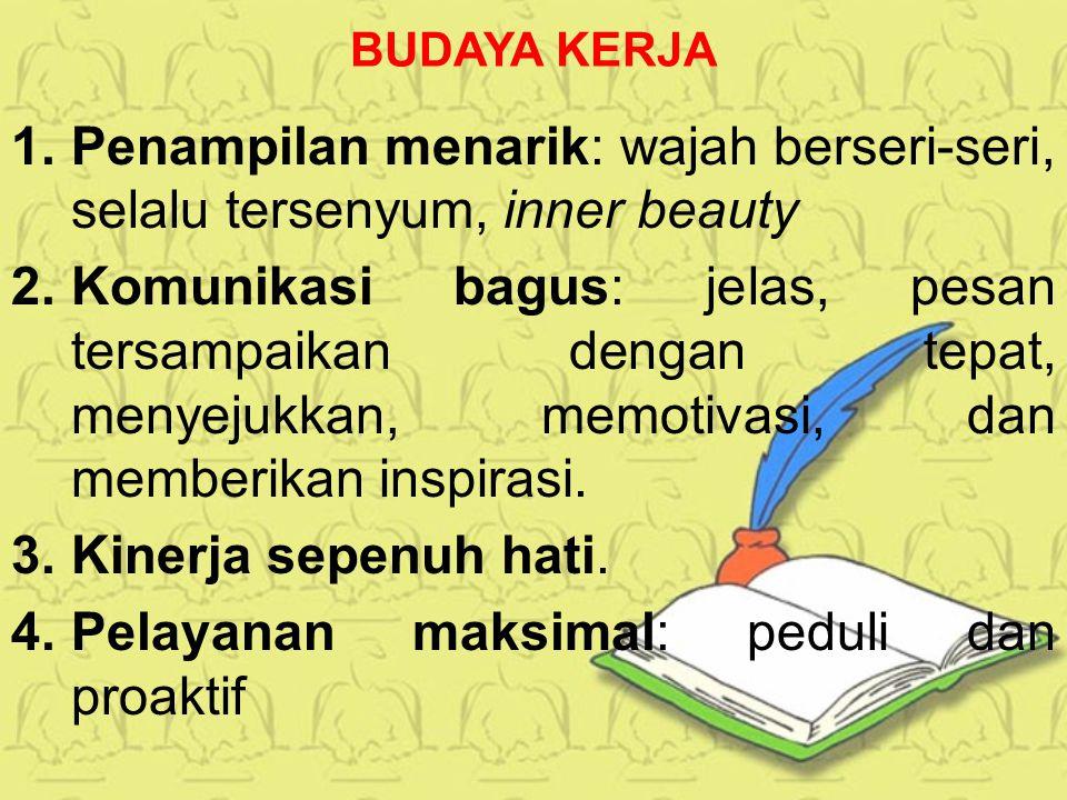 PEMIMPIN ADALAH PELAYAN (Leader is Servant) Pemimpin suatu kaum adalah pengabdi (pelayan) mereka (HR.