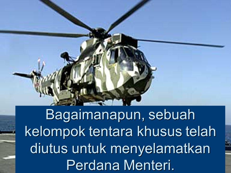 Kami menyesal memberitahukan bahwa Perdana Menteri Lee Hsien Loong baru saja diculik dari Istana…