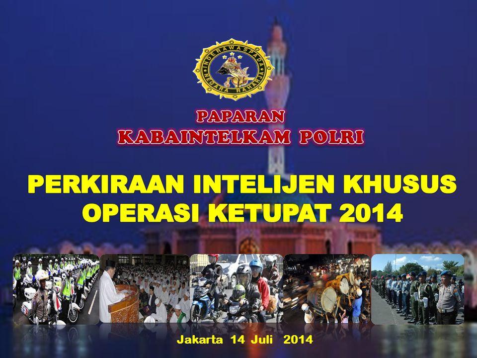 Jakarta 14 Juli 2014