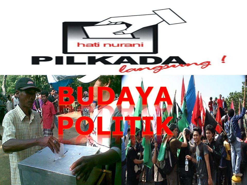 Budaya politik merupakan fenomena dalam masyarakat, yang memiliki pengaruh dalam struktur dan sistem politik.