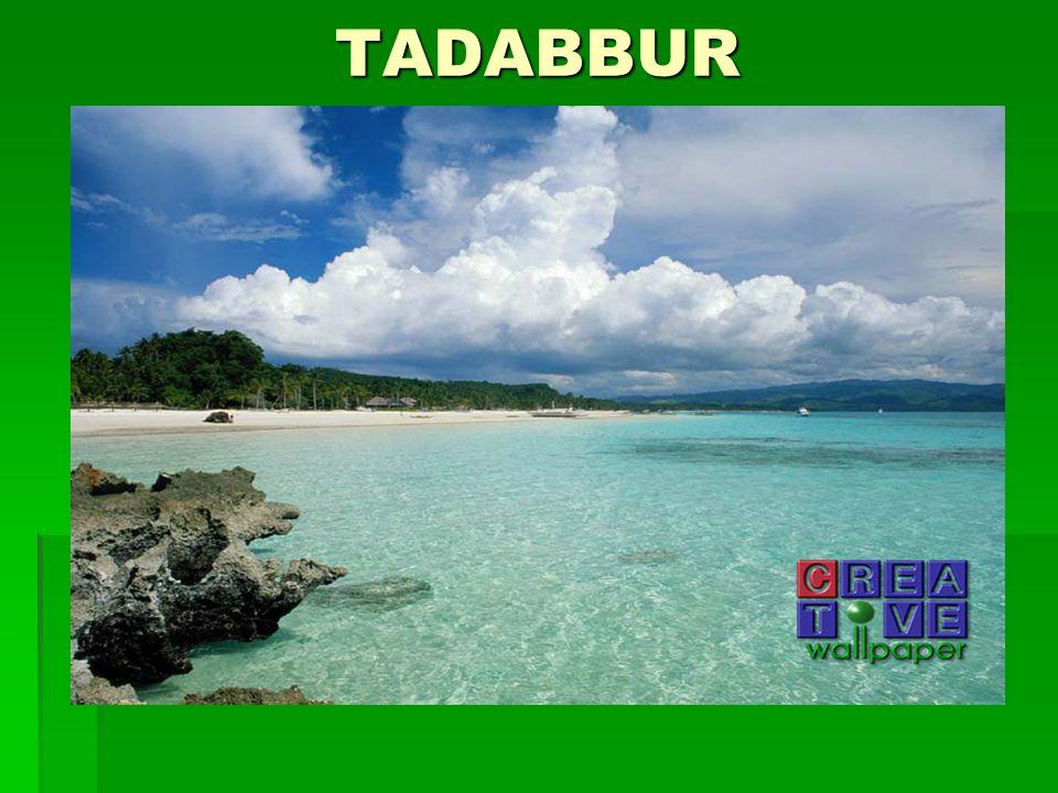 TADABBUR