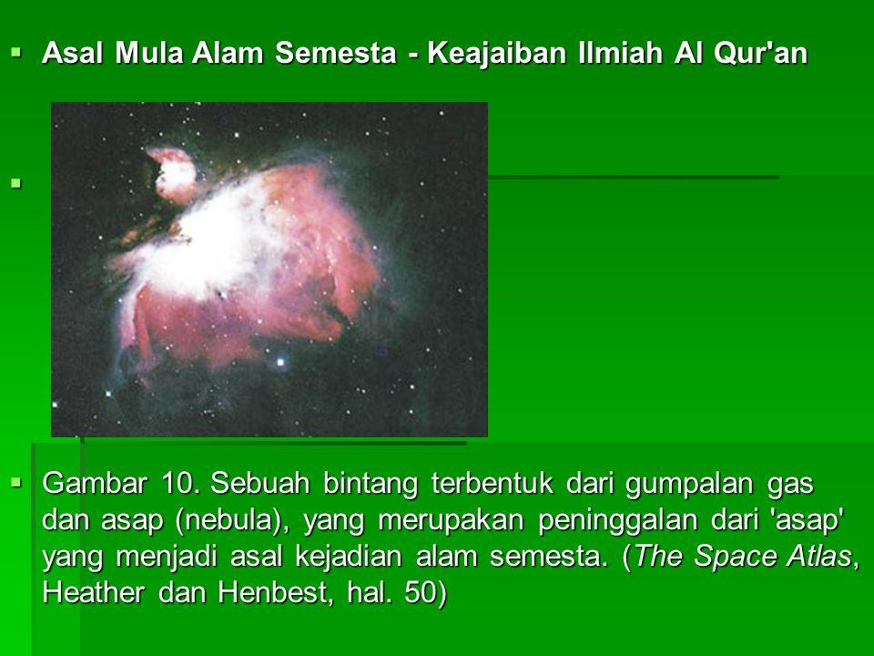  Asal Mula Alam Semesta - Keajaiban Ilmiah Al Qur an  Gambar 10.