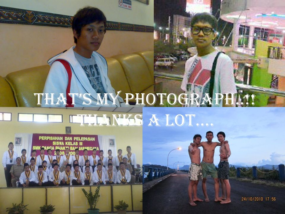 By Sutikno THAT'S MY PHOTOGRAPH..!! THANKS A LOT....