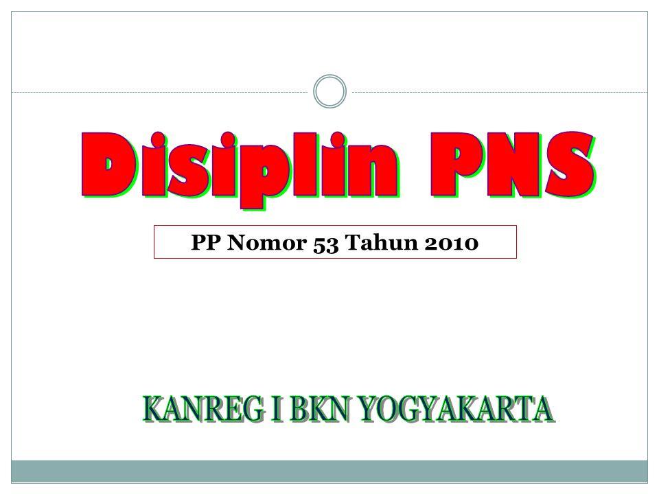 PP Nomor 53 Tahun 2010