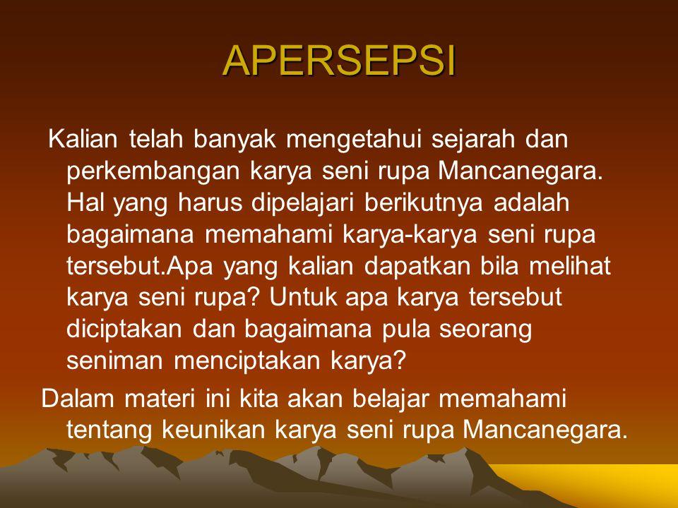 PENGERTIAN APRESIASI Dalam kamus umum bahasa Indonesia dijelaskan pengertian apresiasi, yaitu: 1.