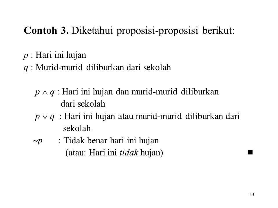 13 Contoh 3.