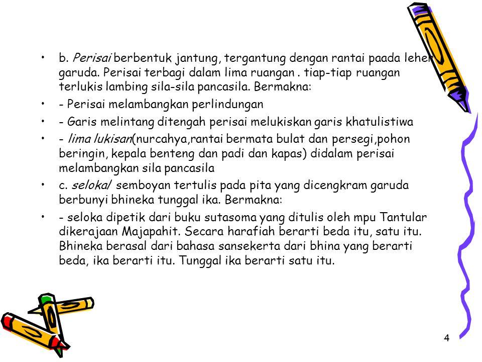 65 ZONA EKOMOMI EKSLUSIF INDONESIA ZEE INDONESIA 200 DARI SBL FAKTOR PERIMBANGAN : a.