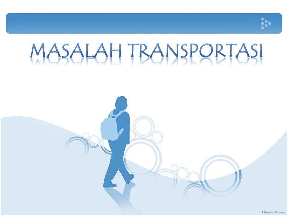 Metode Transportasi merupakan suatu metode yang digunakan untuk mengatur distribusi dari sumber-sumber yang menyediakan produk yang sama, ke tempat-tempat yang membutuhkan secara optimal dengan biaya yang termurah.
