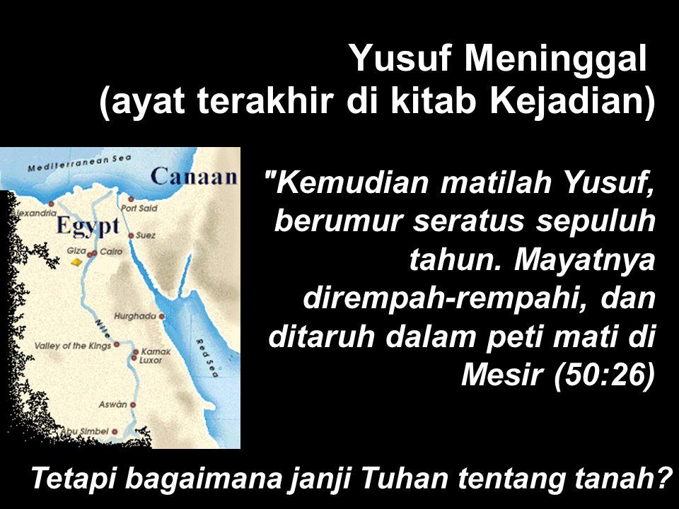 Yusuf Meninggal