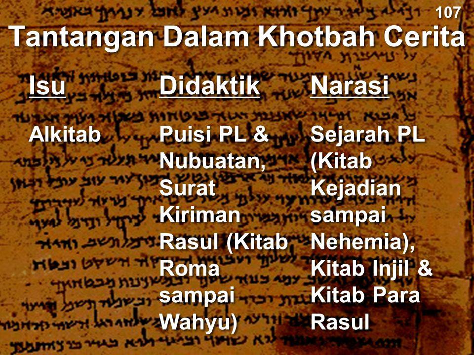 Patriarchal Family Tree Terah HaranNahorAbraham Lot Betuel (of Hagar) Ismael (of Sara) Ishak Laban Ribka Lea Esau (dari Lea) Ruben, Simeon, Isakhar, Zebulon, Lewi, Yehuda (dari Zilpa) Gad, Asyer (dari Bilha) Dan, Naftali (dari Rahel) Yusuf, Benyamin Ephraim Rahel Yakub Manasseh OTS 91 Hijau = garis berkat dengan hak anak sulung meskipun tak satupun dari ini adalah pertama lahir (1 Taw.