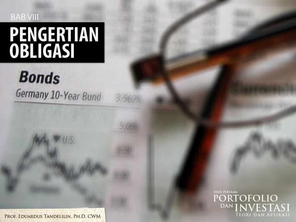  YTM ditentukan dengan menyamakan nilai sekarang dari nilai par dengan harga obligasi: atau Tidak adanya pembayaran kupon menyebabkan satu-satunya aliran kas yang bisa diperoleh investor dari obligasi adalah pelunasan obligasi pada saat jatuh tempo.