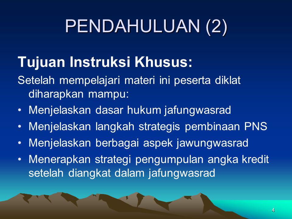 25 JABATAN FUNGSIONAL PENGAWAS RADIASI (6) Tugas Pokok Bapeten (sbg Instansi Pembina): a.