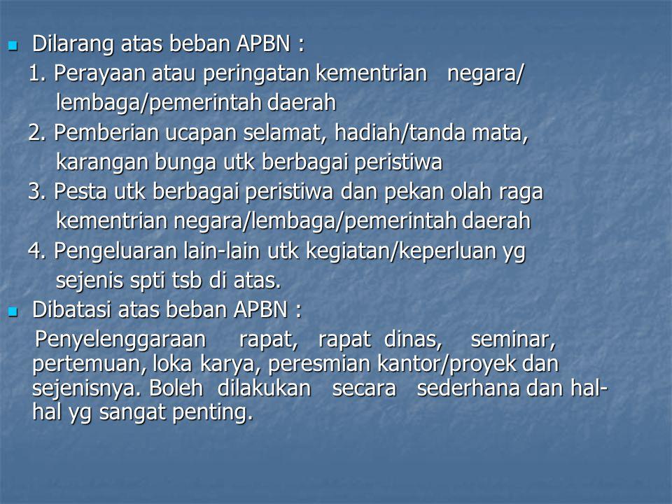 Asas Umum UU-APBN, sebagai dasar bagi pemerintah pusat untuk melakukan penerimaan dan pengeluaran negara UU-APBN, sebagai dasar bagi pemerintah pusat