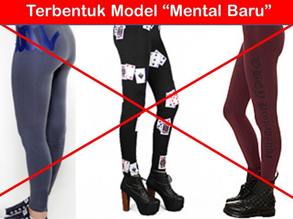 """Terbentuk Model """"Mental Baru"""""""