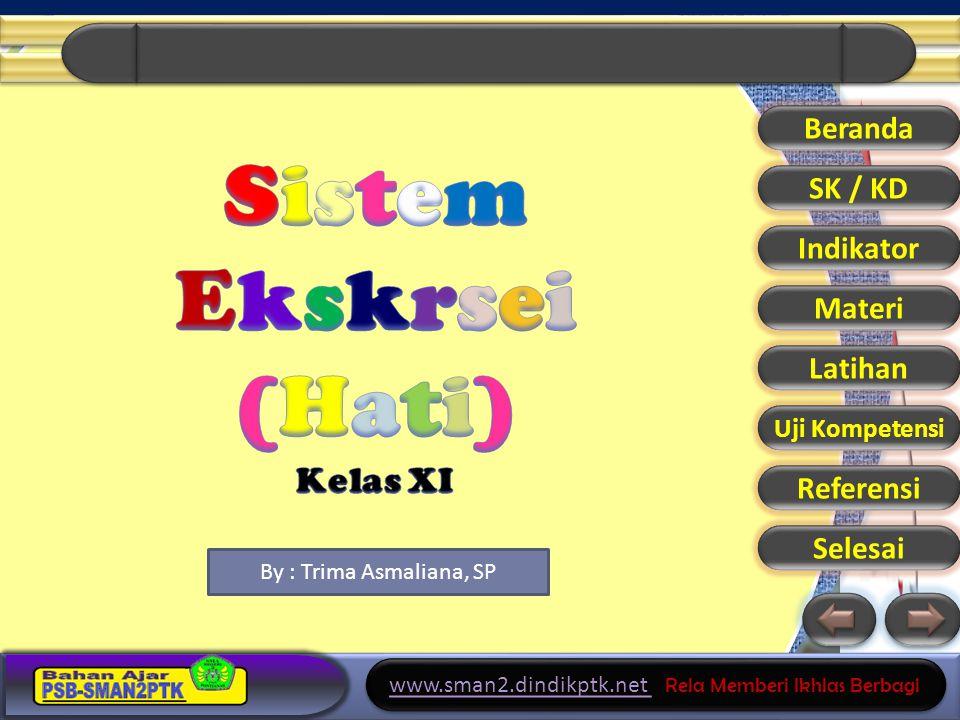 www.sman2.dindikptk.net www.sman2.dindikptk.net Rela Memberi Ikhlas Berbagi www.sman2.dindikptk.net www.sman2.dindikptk.net Rela Memberi Ikhlas Berbagi Standar Kompetensi 3.