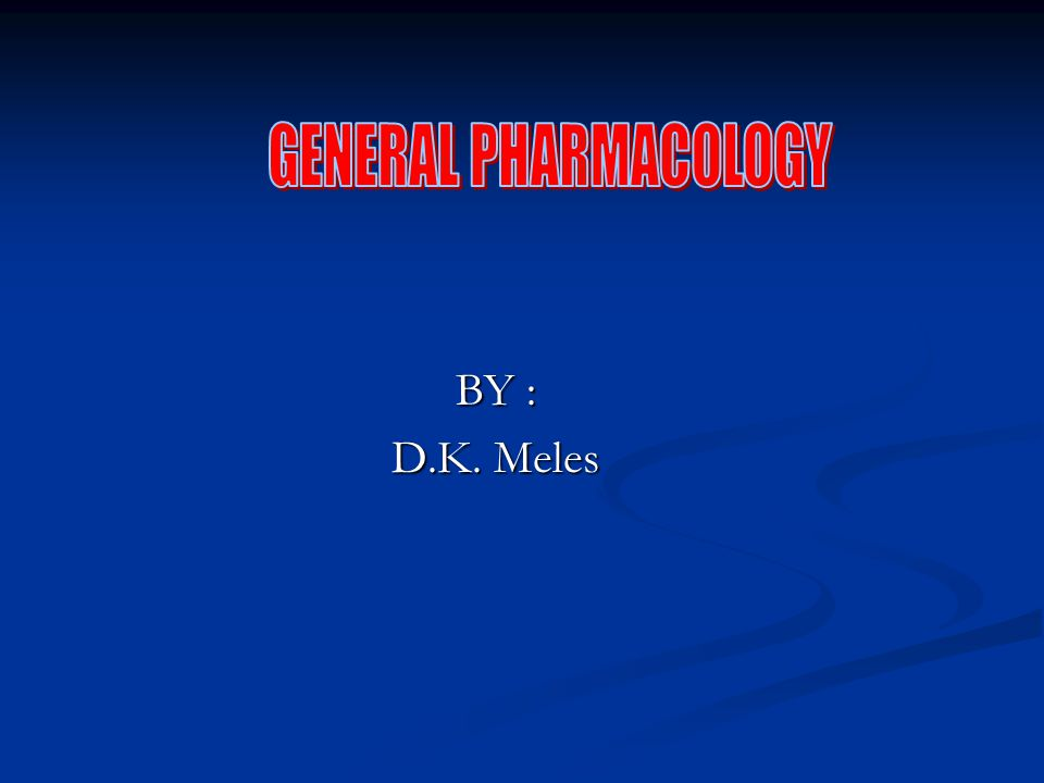PHARMACOLOGY PHARMACON = Drug/ Poison LOGOS = Science PHARMACOLOGY : Science to Study of drug DRUG : All of substance to influence life system  application to prevent, diagnostic and therapeutics SCOPE OF PHARMACOLOGY -  PHARMACOKINETICPHARMACODYNAMICPHARMACOTHERAPEUTICPHARMACOGNOSITOXICOLOGY