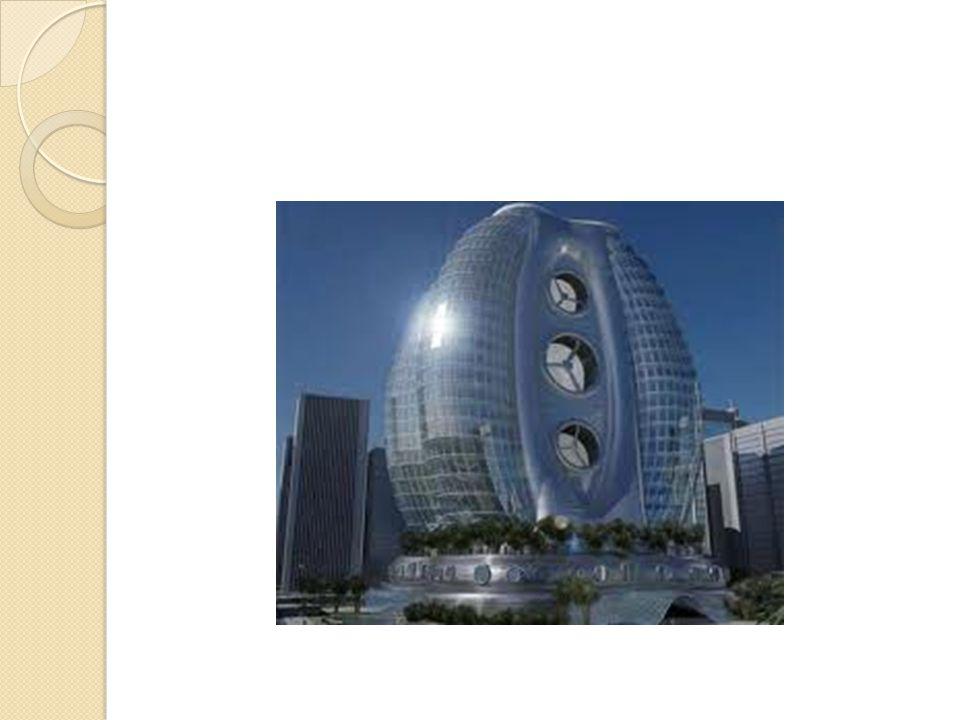 Contoh penerapan prinsip desain pada bangunan