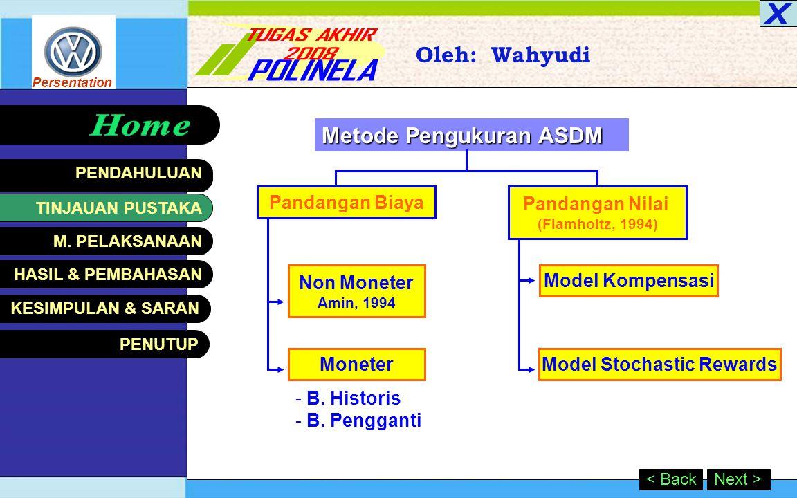 Persentation HASIL & PEMBAHASAN Oleh: Wahyudi < Back Analisis Perbandingan ROI Keterangan Tahun 2003 (Rp.) Selisih (Rp.) Akt.