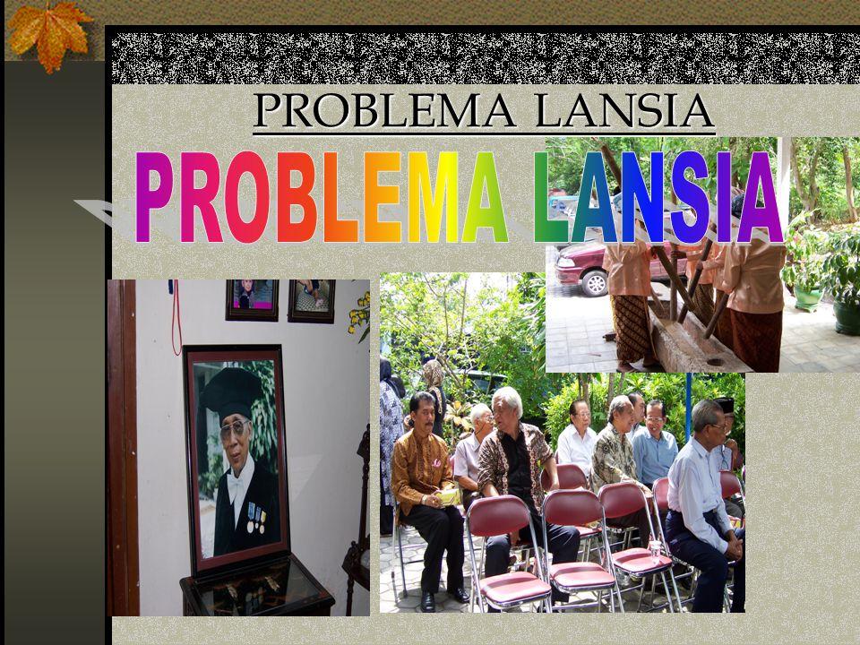 PROBLEMA LANSIA