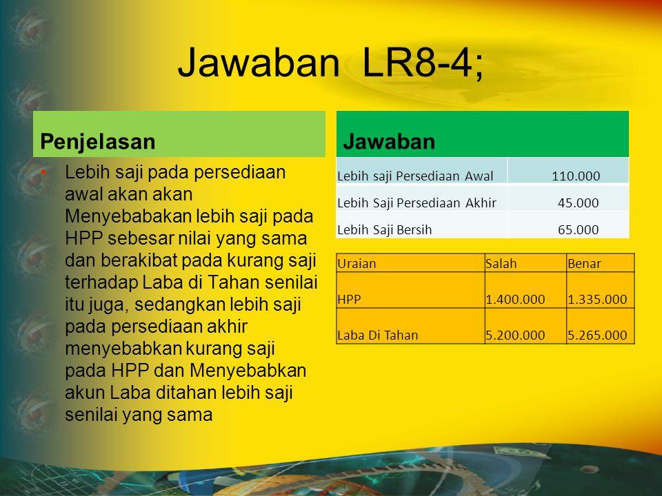 Soal LR8-5;
