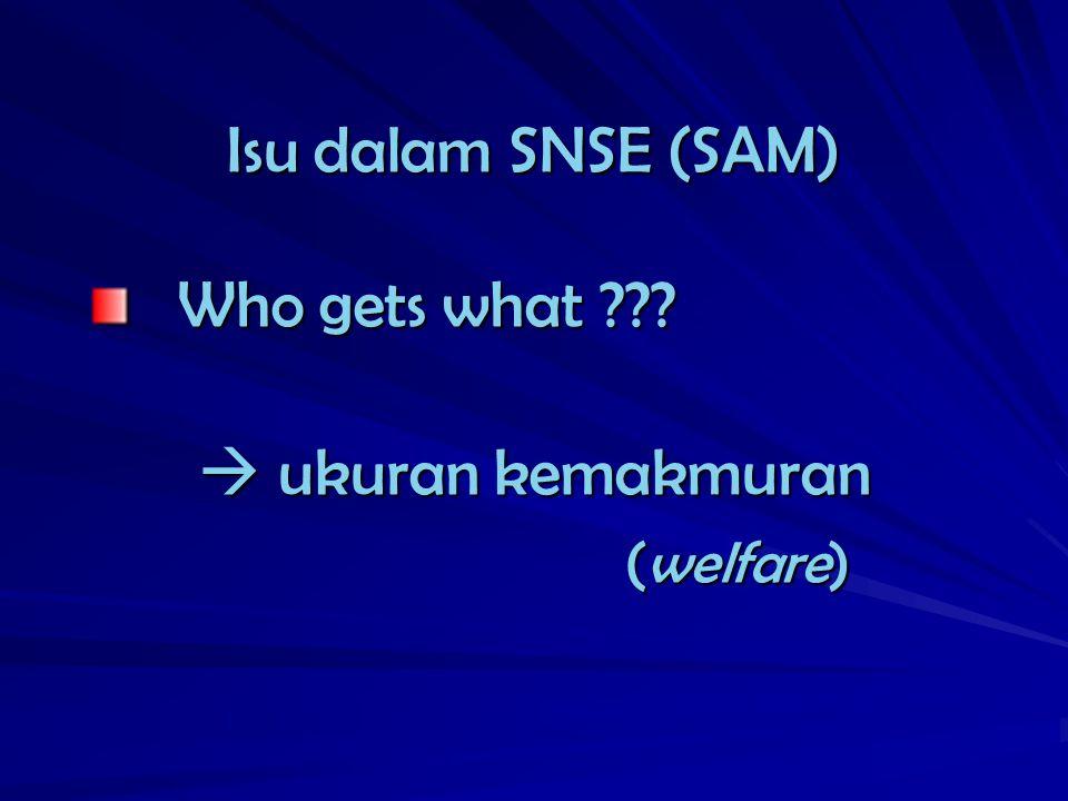 SNSE/SAM SNSE/SAM A. Latar Belakang B. Apa Itu SNSE/SAM? C. Dasar pemikiran Pembentukan SNSE D. Kerangka SNSE/SAM E. Arti Kerangka Dasar SNSE/SAM F. K