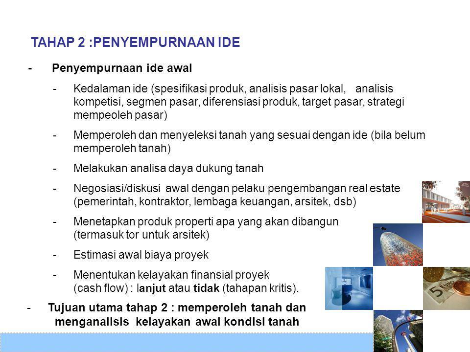 -Kedalaman ide (spesifikasi produk, analisis pasar lokal, analisis kompetisi, segmen pasar, diferensiasi produk, target pasar, strategi mempeoleh pasa
