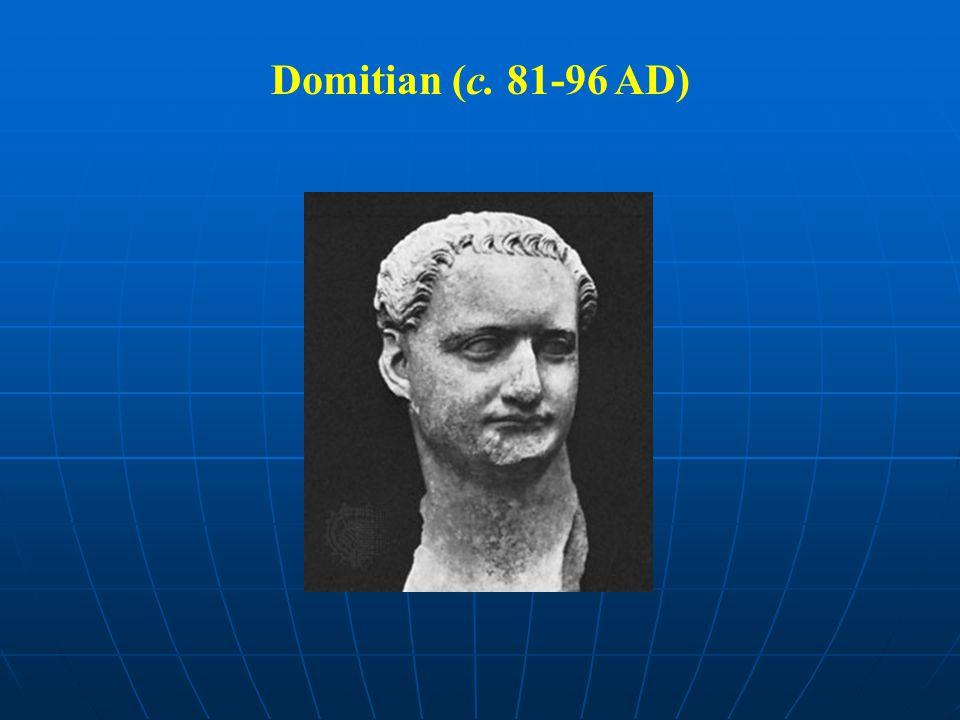 Domitian (c. 81-96 AD)