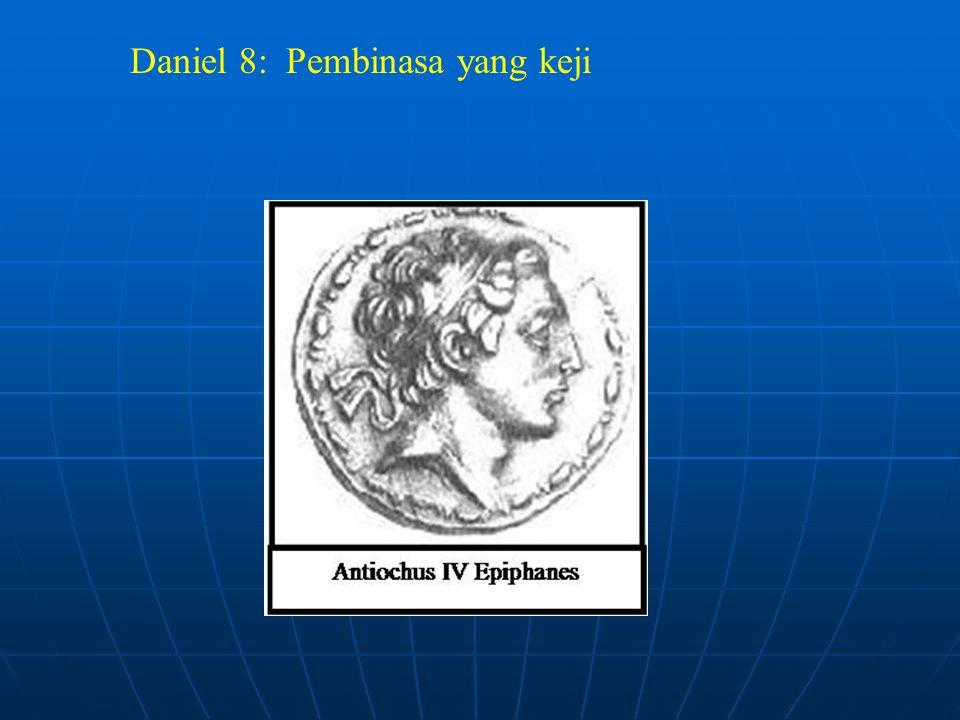 Daniel 8: Pembinasa yang keji