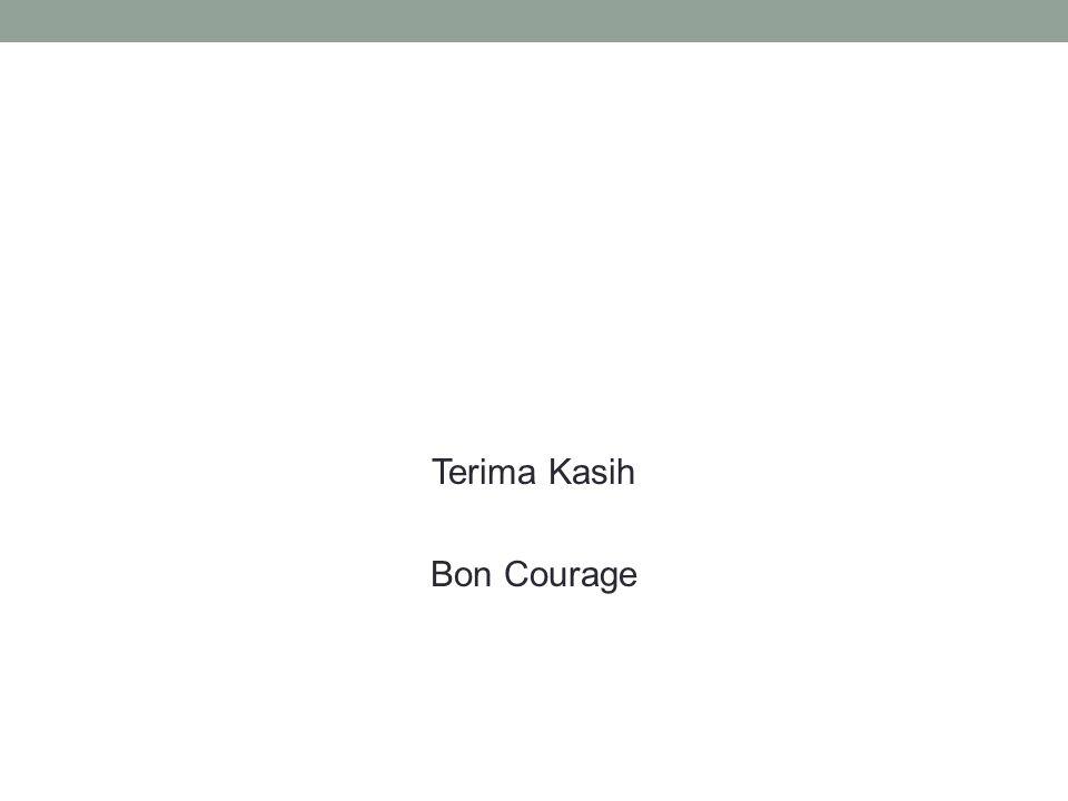 Terima Kasih Bon Courage