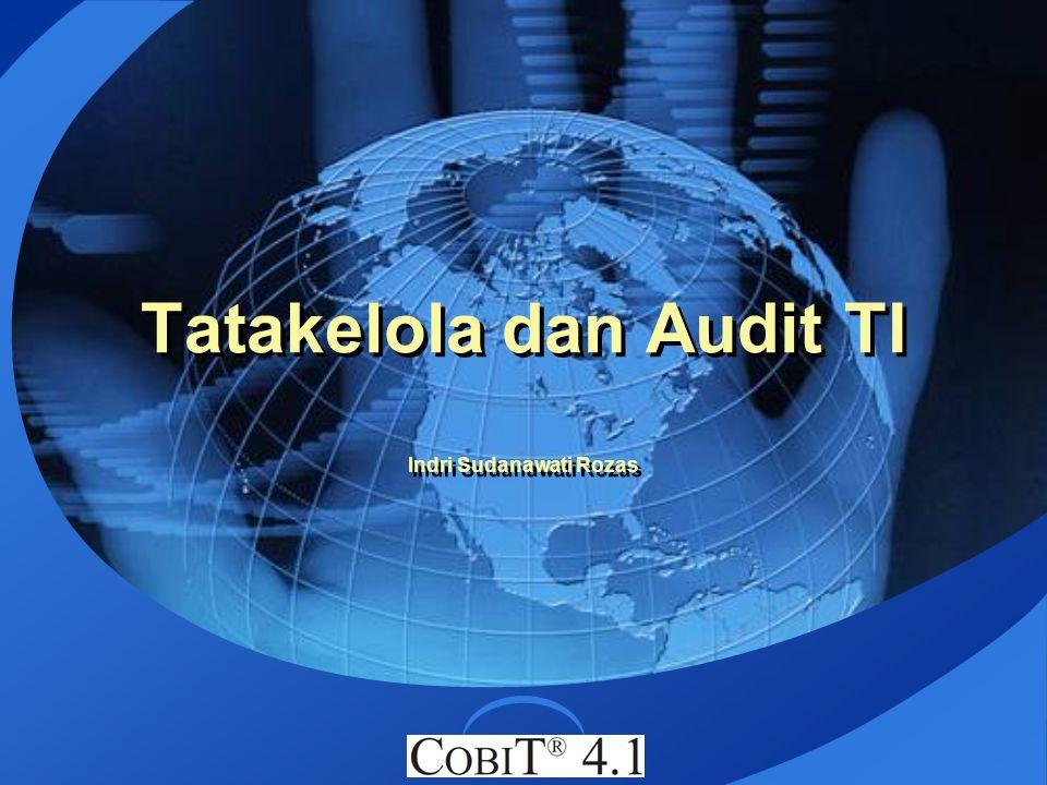 LOGO Tatakelola dan Audit TI Indri Sudanawati Rozas