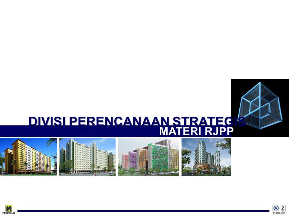 DIVISI PERENCANAAN STRATEGIS MATERI RJPP