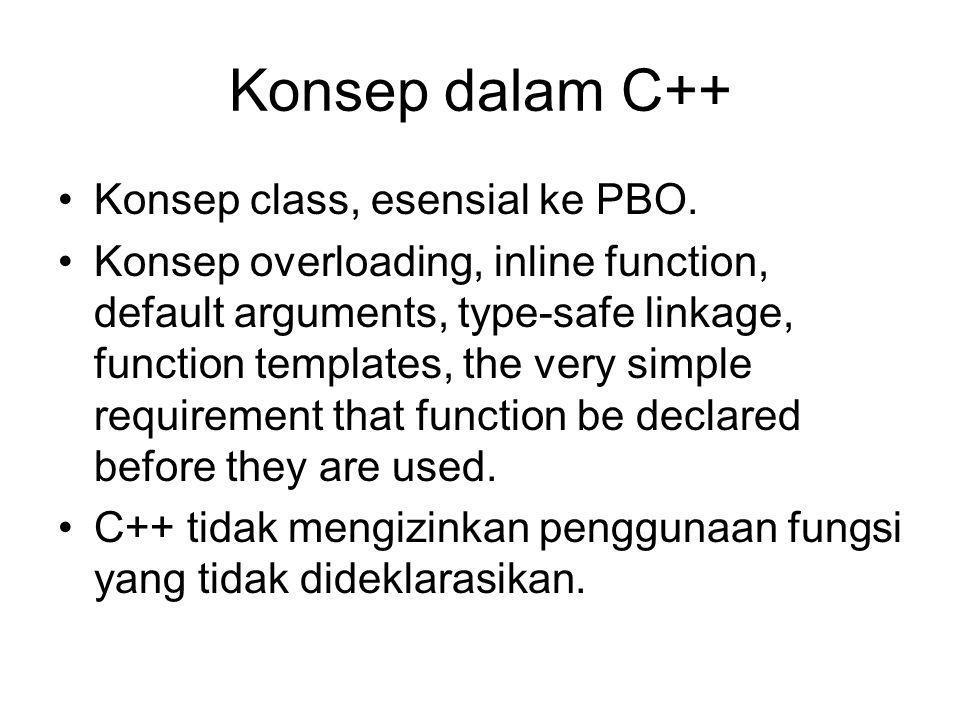 """C++ for programmers Bahasa pemrograman C++ dirancang oleh B. Stroustrup dalam bukunya """"The C++ Programming Language"""", terbit pada tahun 1986. C++ meny"""