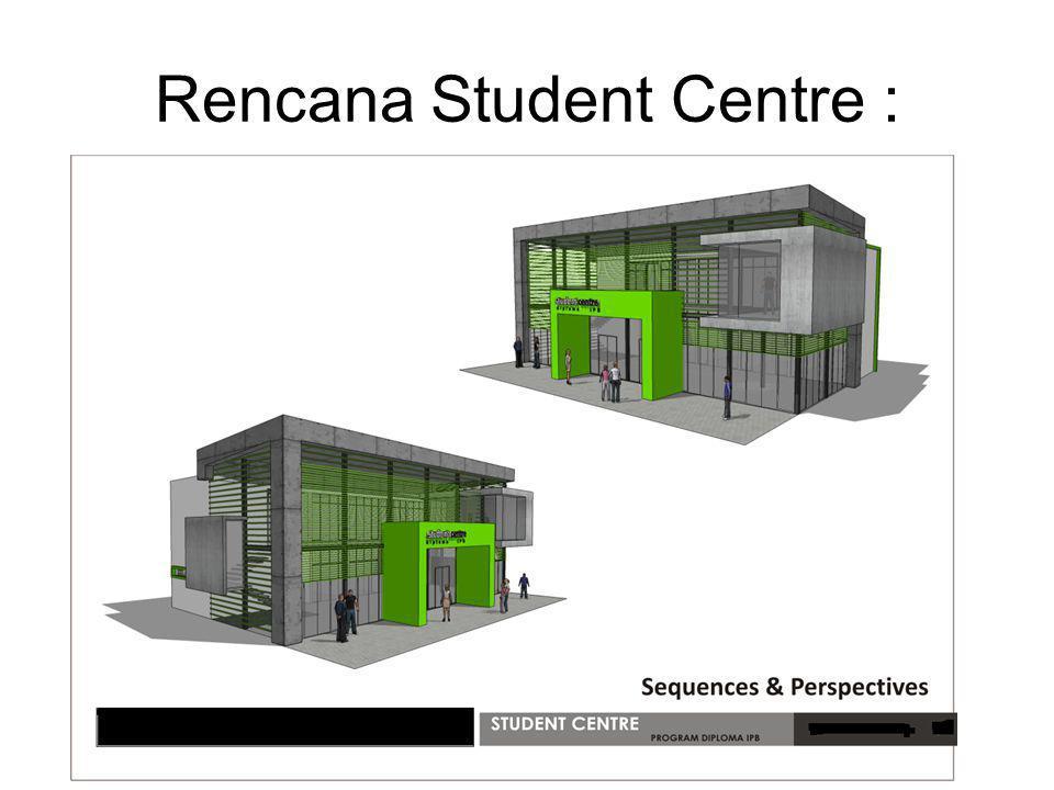 Rencana Student Centre :