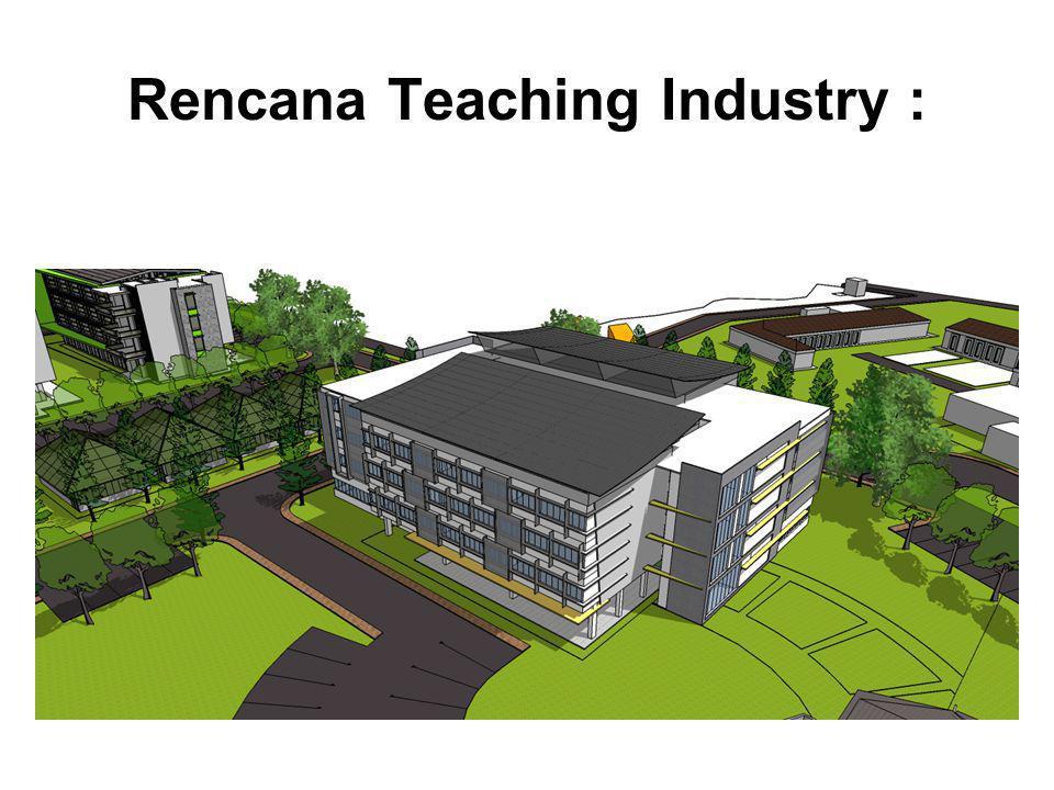 Rencana Teaching Industry :