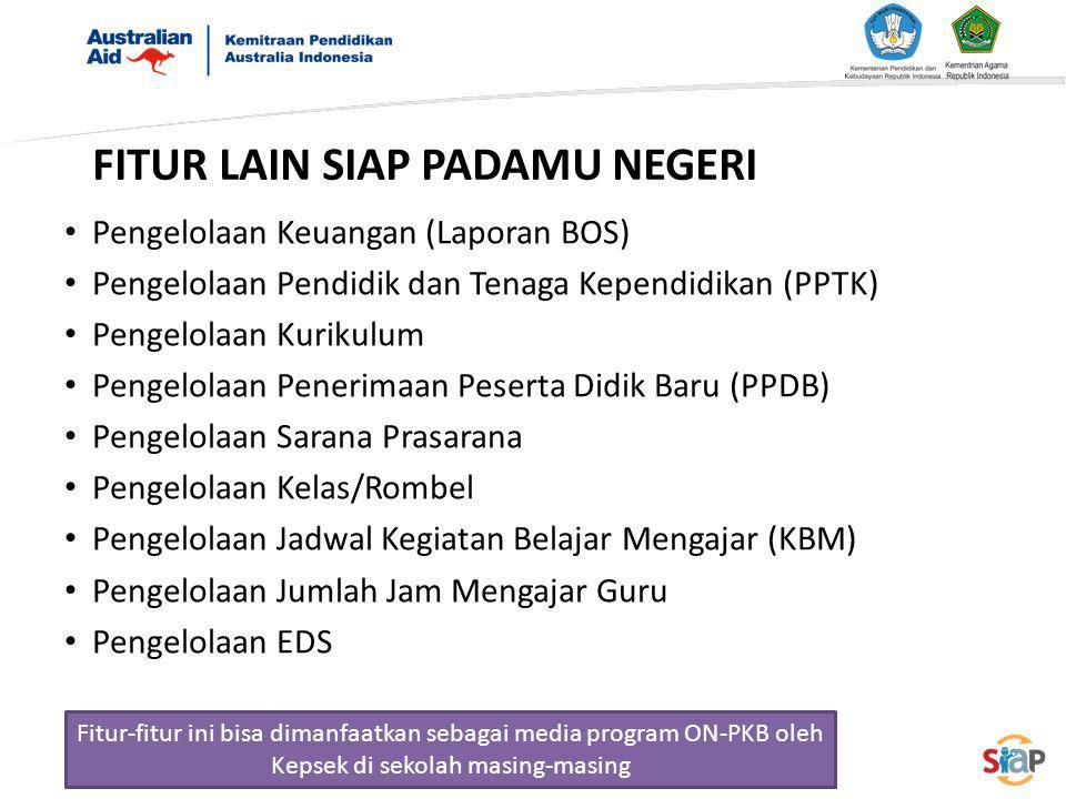 Sumber Web Informasi dan Kontak Bantuan Situs Web http://bpsdmpk.kemdikbud.go.id/padamu http://padamu.siap.id http://bantuan.siap-online.com http://www.facebook.com/Padamu.Negeri.Indonesiaku Kontak BAGIAN PERENCANAAN BPSDMPK-PMP KEMDIKBUD Alamat: Jl.