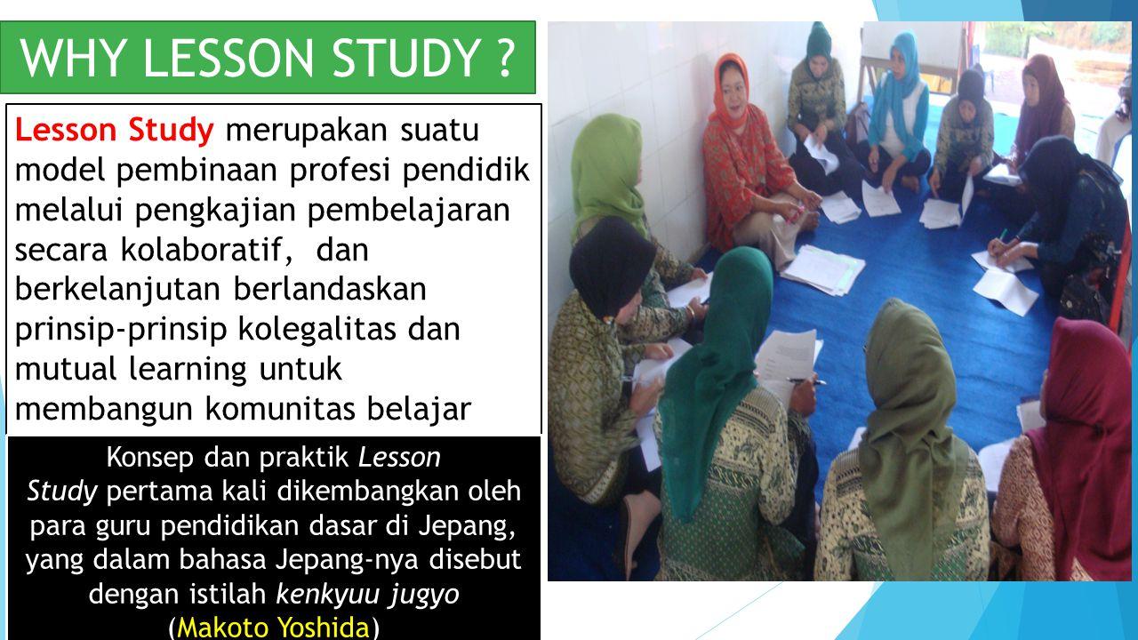 TUJUAN LESSON STUDY 1.